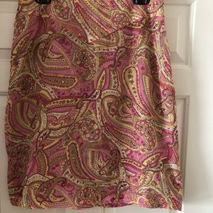 Worthington Silk Skirt